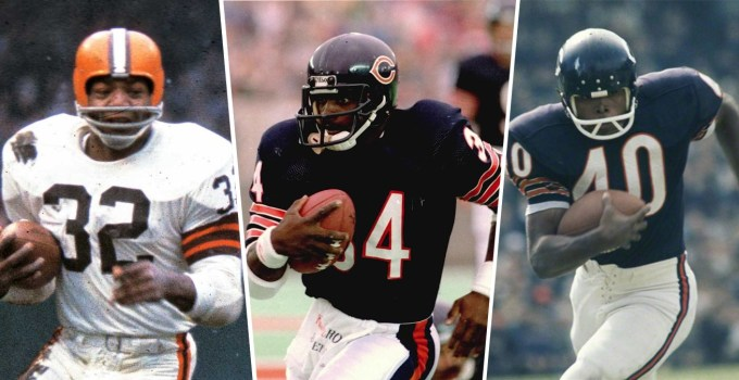 Best NFL Running Backs Of All Time