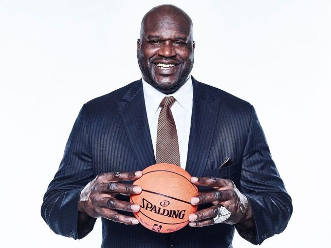 Wealthiest Athletes - Shaquille O'neal