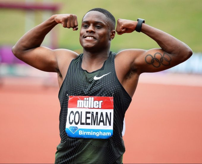 World's Fastest Runners - Christian Coleman