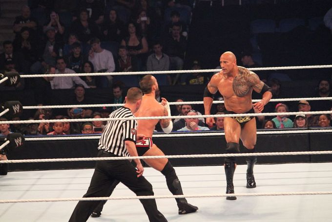 Wrestling - WWE