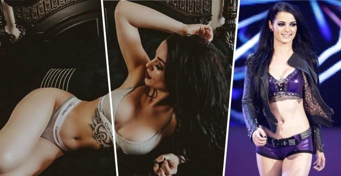 Hottest WWE Superstars - Paige