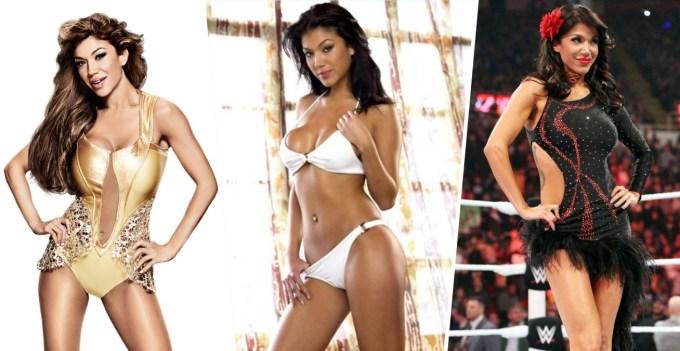 Hottest WWE Superstars - Rosa Mendes