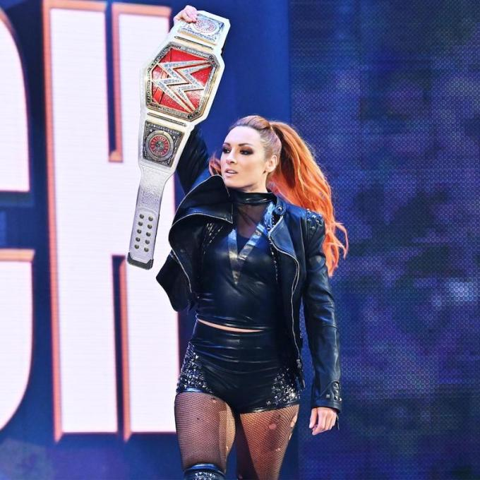 Becky Lynch – Highest-Paid WWE Diva