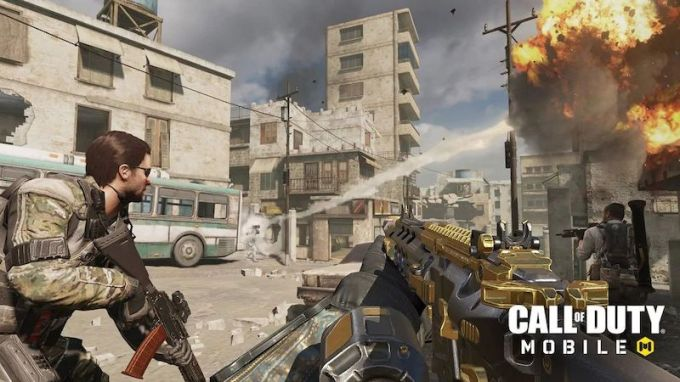 Call of Duty Mobile for Android and iOS