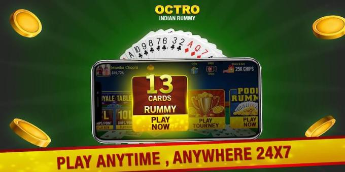 Indian Rummy for Android and iOS