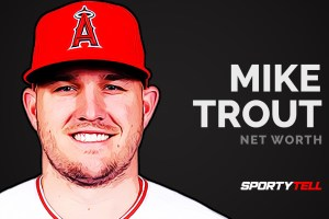 Mike Trout Net Worth 2020, Salary & Endorsements