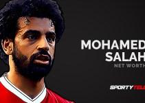 Mohamed Salah Net Worth - How Rich Is He?
