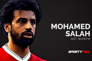 Mohamed Salah Net Worth 2020 – How Rich Is He?