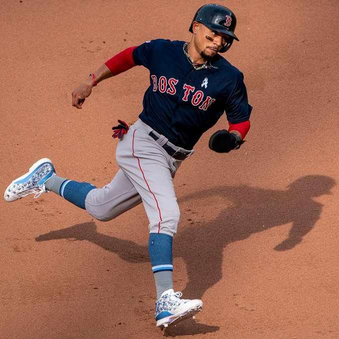 Mookie Betts Career, Contracts, Achievements