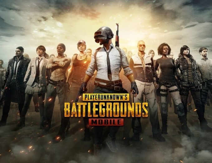 PUBG Mobile for Android, iOS