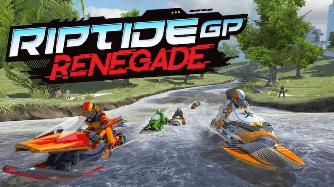 Riptide GP Renegade for Android & iOS