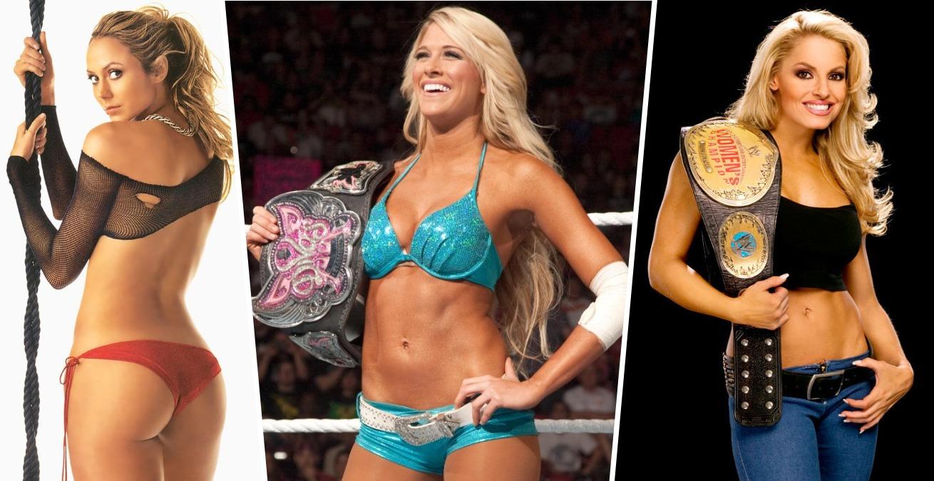 Wwe women superstars list