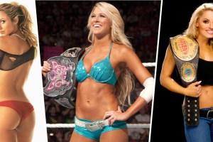 Hottest Female Wrestlers Ever: Top-20 WWE Divas