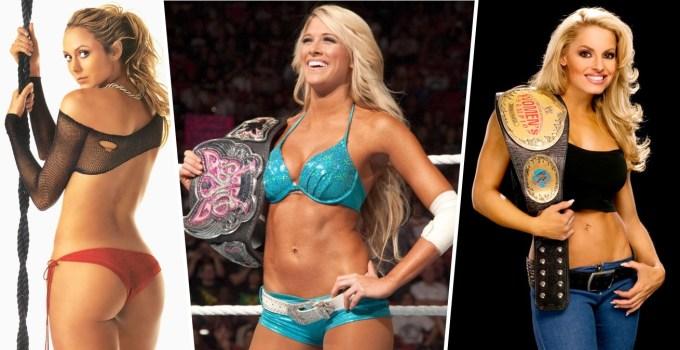 Top-20 WWE Hottest Female Wrestlers