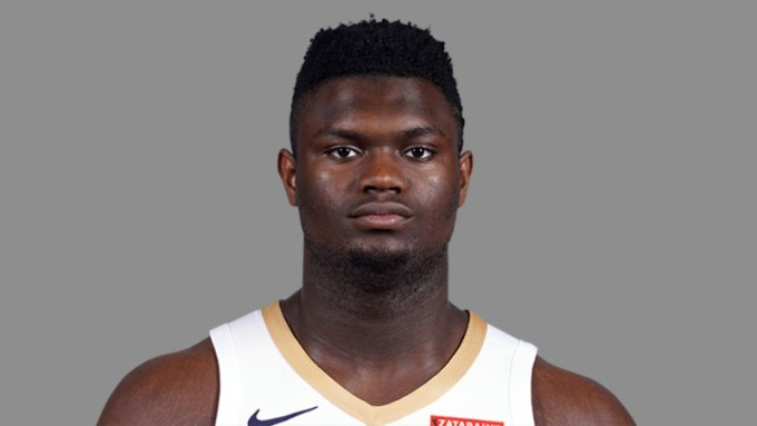 Best Rookie – Zion Williamson