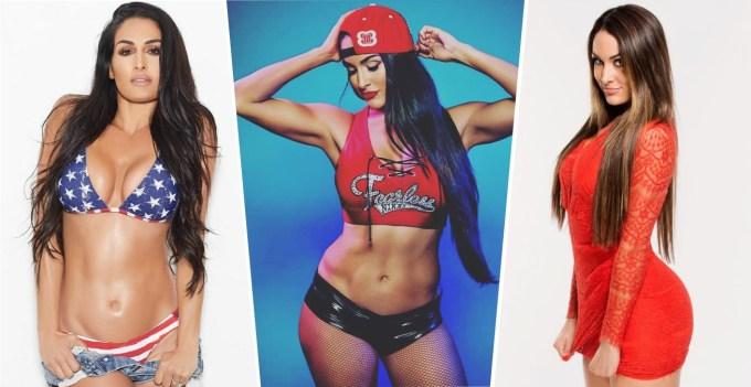 Hottest WWE Divas - Nikki Bella