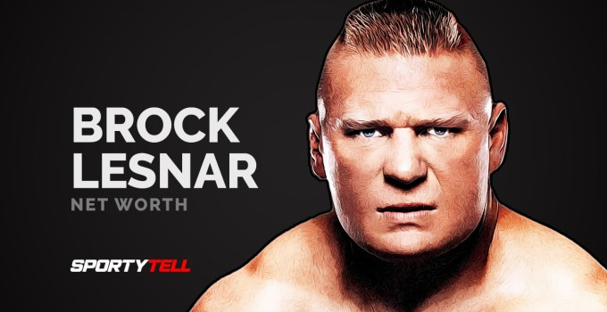 Brock Lesnar Net Worth, Salary, Endorsement