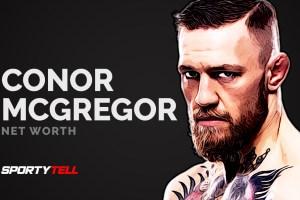 Conor McGregor Net Worth 2020, Career & Earnings