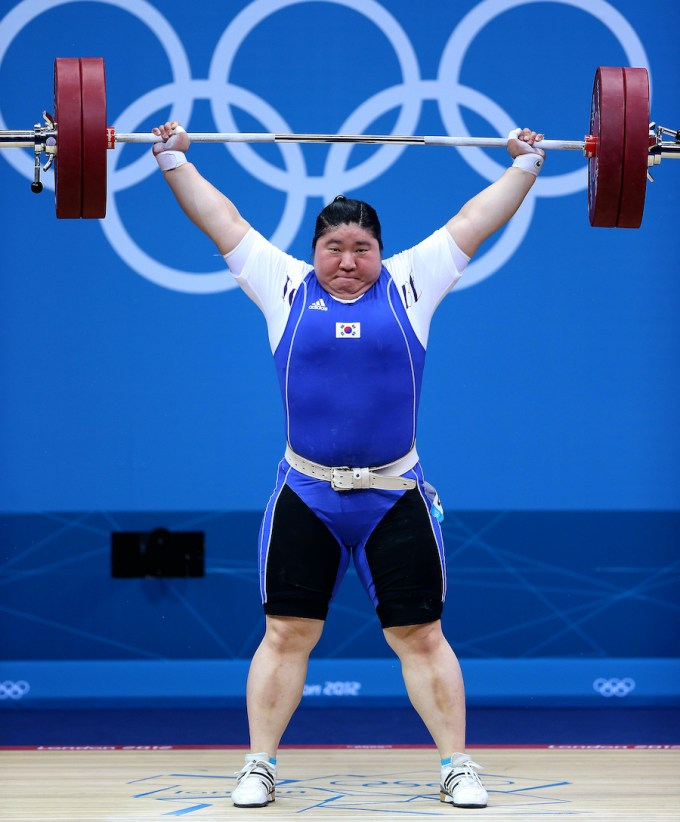 Jang Miran – 2012 London Olympic Games