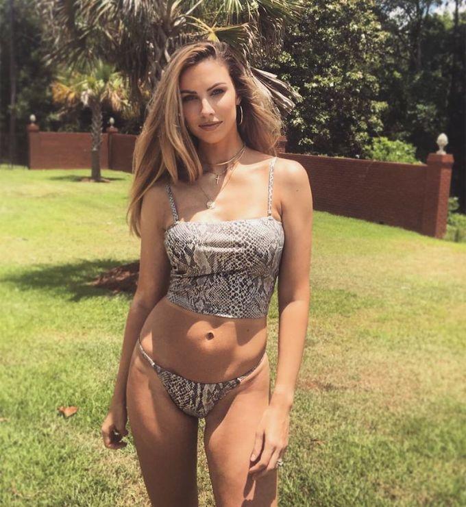 AJ McCarron's wife, Katherine Webb – Sexy NFL Wife