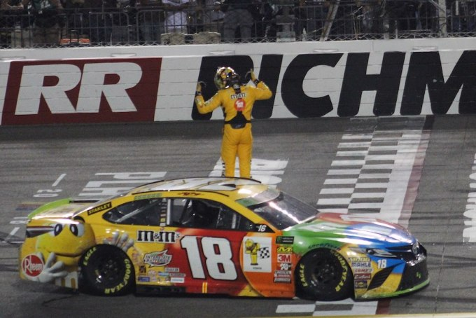 Kyle Busch Career – 2018 Federated Auto Parts 400