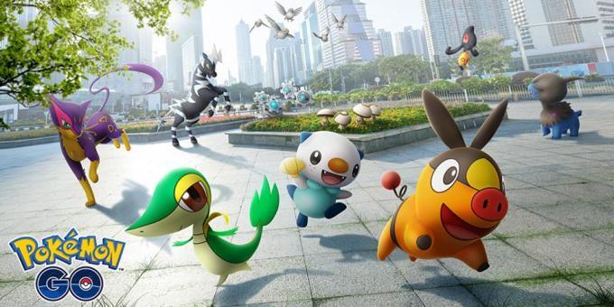 Pokemon Go - Augmented Reality Mobile Game
