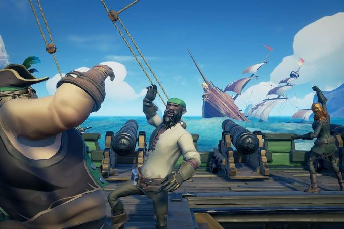 Sea of Thieves - Action-Adventure Game