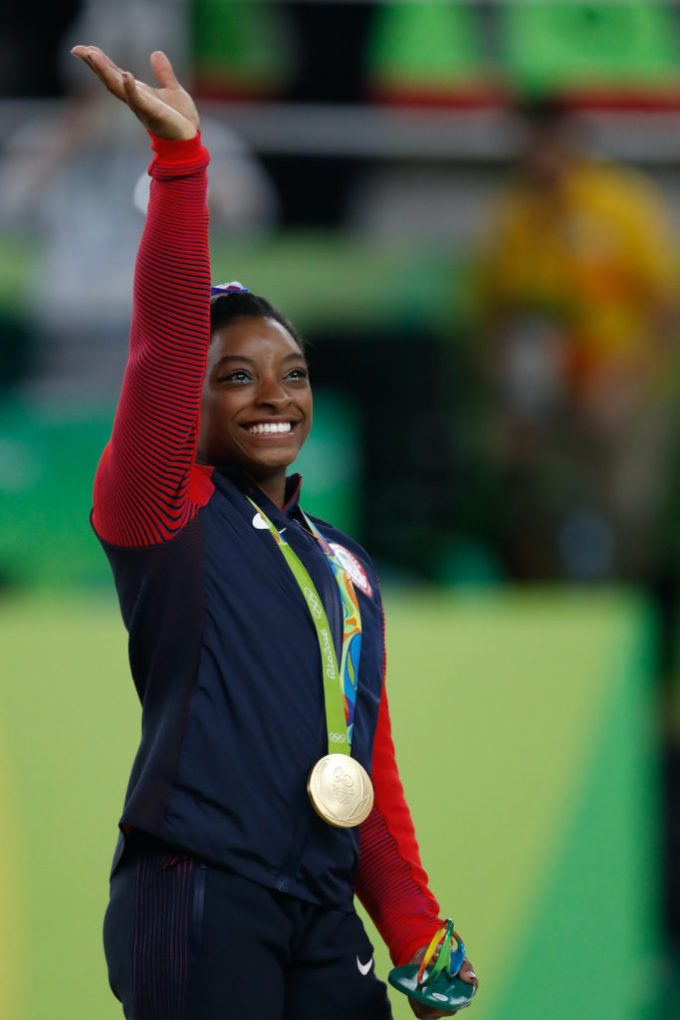 Simone Biles Olympic Earnings