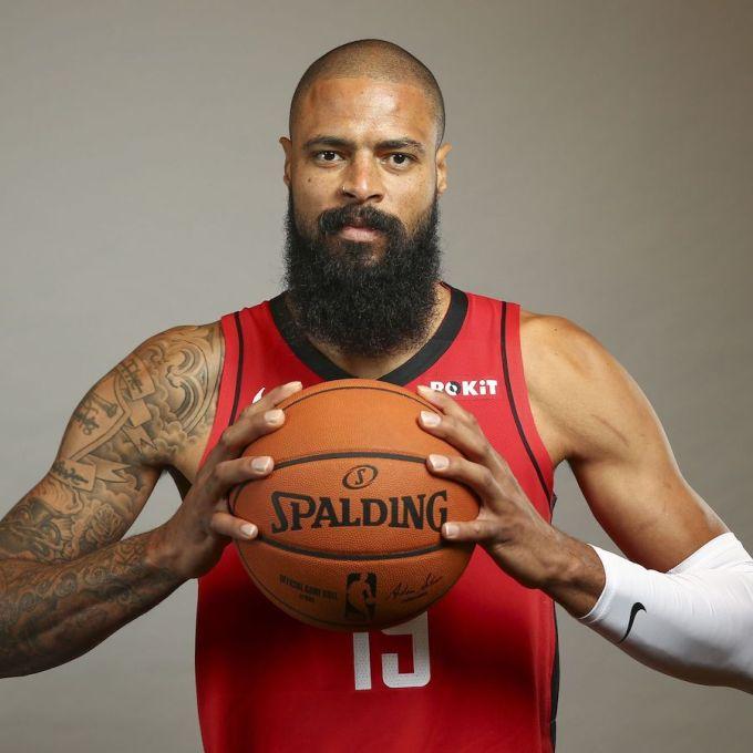 Tyson Chandler –  Hot NBA Player