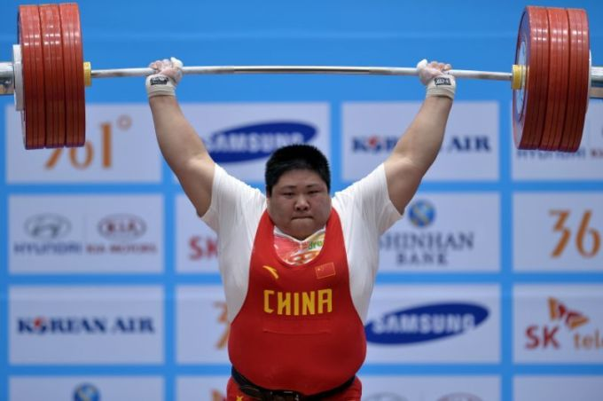 Zhou Lulu - Top Female Weightlifter
