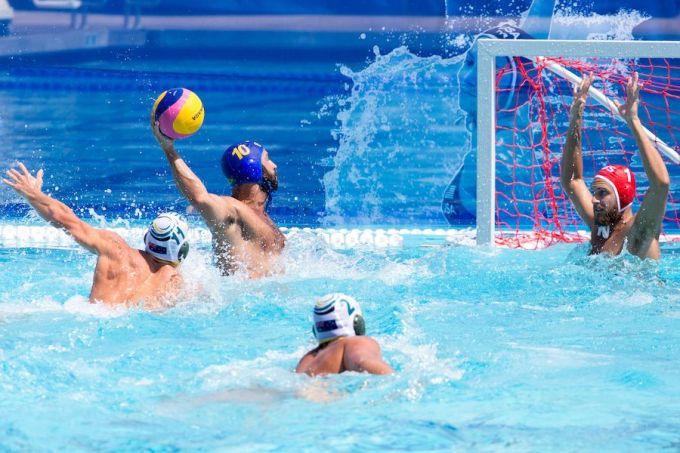 Water Polo - Hard Sport