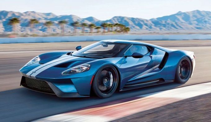 2017 Ford GT Supercar – Top Performance Car