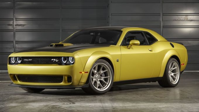 2020 Dodge Challenger R/T – Cheap Muscle Car