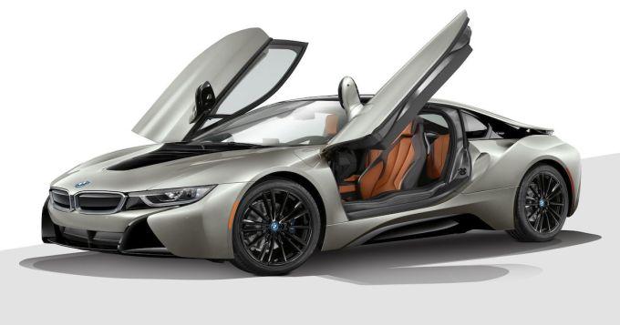 2020 BMW MY20 i8