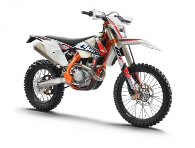 KTM 500 EXC - F Six Days