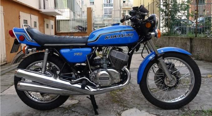 Kawasaki H2 Mach IV (1972)