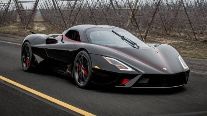 SSC Tuatara - Fastest Sports Cars