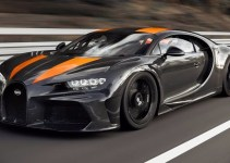 Top-10 Fastest Cars In The World Ranked