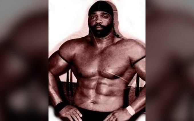 Wrestler Larry Cameron Died in the ring