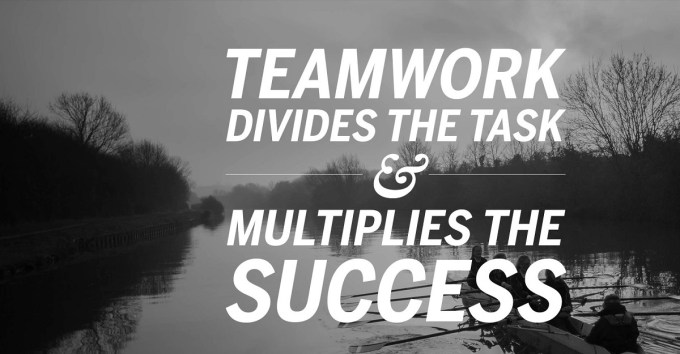 Team Work Quote