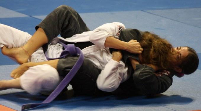 Brazilian Jiu-Jitsu Martial Art for Self Defense