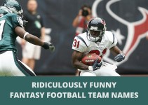 500+ Funniest Fantasy Football Team Names