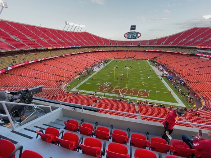 Biggest Nfl Stadium – Arrowhead Stadium