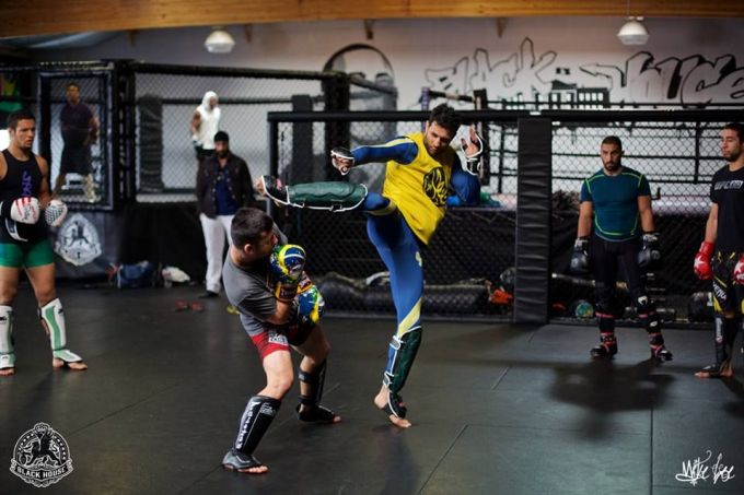 Best MMA Classes – Black House MMA