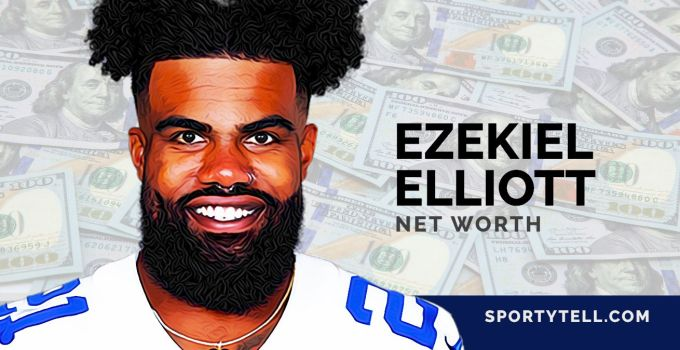 Ezekiel Elliott Net Worth, Salary, Contract, Endorsements, Facts