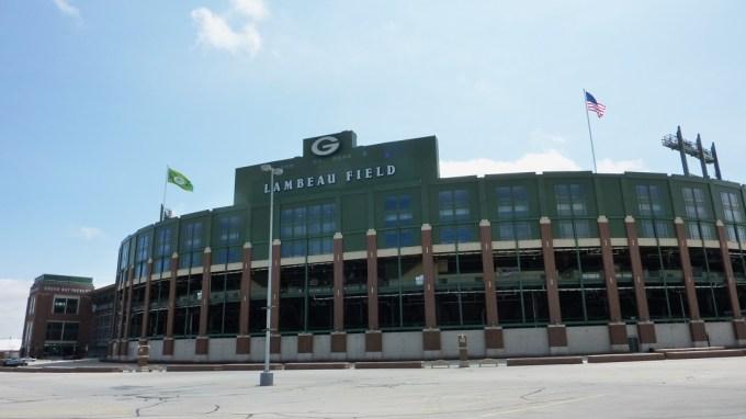 Biggest NFL Stadium – Lambeau Field