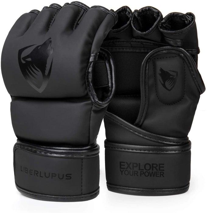 Liberlupus MMA Gloves
