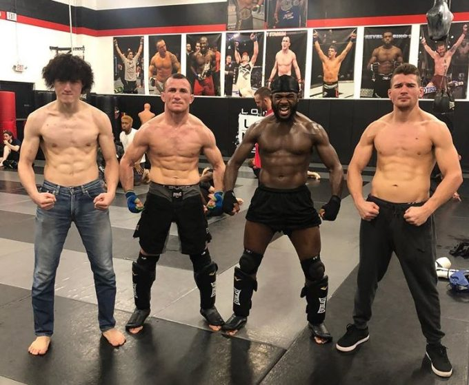 Longo and Weidman MMA Gym, Classe, Club
