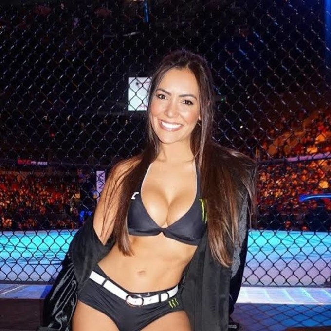 Hottest UFC Octagon Girls – Luciana Andrade