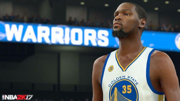 NBA 2K17 Video Game